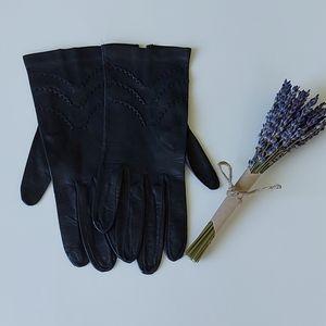 Italian Leather Gloves